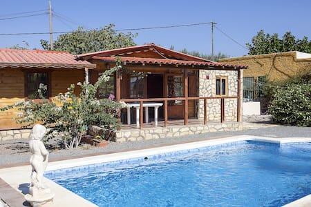 Pierdete en Almeria con Airbnb !! - Cabana