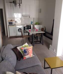 Central 2 room flat 38 m² in marais