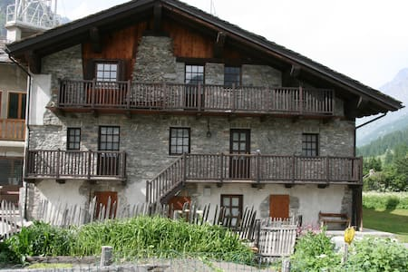 Wohnung Vista Granta Parey - Rhêmes-Notre-Dame