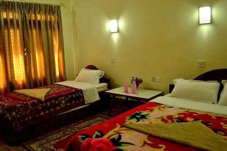 Deluxe Double or Twin Room - Sauraha - Bed & Breakfast