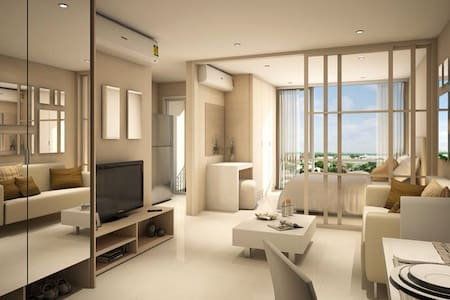 The Element Condo on Srinakarin Rd. - Daire