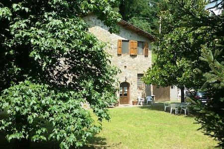 ANTICO CASALE IL FRULLINO - Borgo a Mozzano - Villa