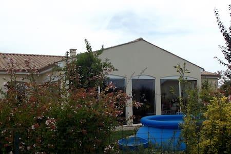 Maison confortable proche de Jarnac - House