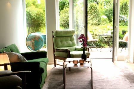 Ferienwohnung in Villa Theodor - Lägenhet