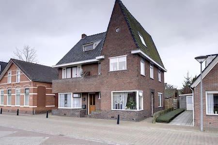 Woning op het mooie Hoogeland - House
