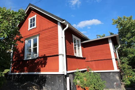 Genuine Swedish cottage - Södertälje
