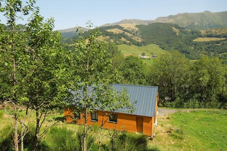 Maison idyllique à la montagne - Huis