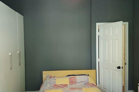Beautiful room in modern brownstone