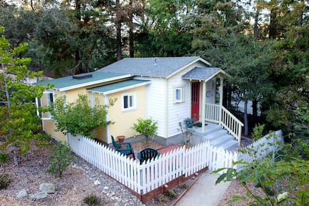 CLEAN QUAINT WINE-COUNTRY COTTAGE - Arroyo Grande - Casa