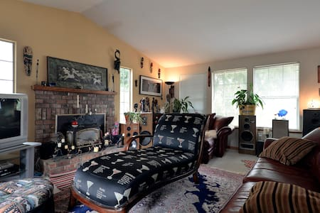 Comfy home close to WINE COUNTRY - Bed & Breakfast