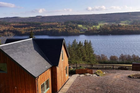 Luxury B & B overlooking Loch Ness