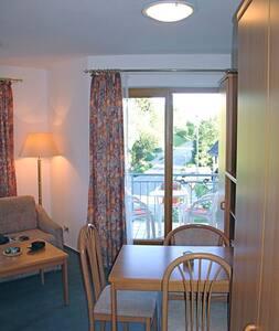 Ruhige Wohnung in Bodenseenähe - Herdwangen-Schönach - Appartamento