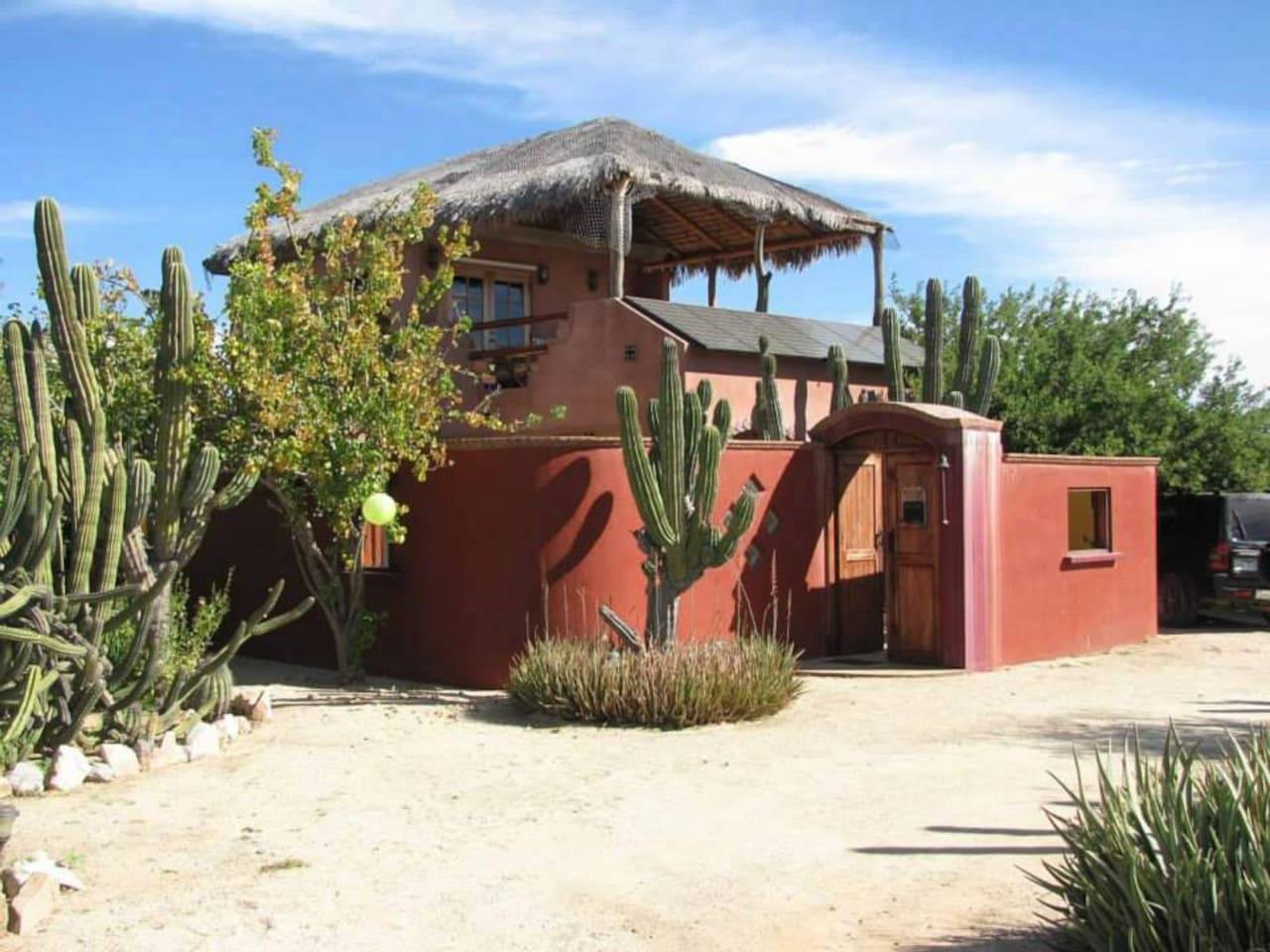 Casa Cactus ~ Main House