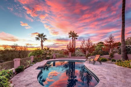 Fountain Hills Manor - Casa