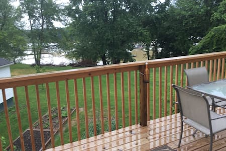 Newer, Clean Adorable Apartment - Franklin Furnace - Appartement