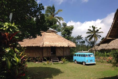 #3Tropical Flower Wow Bali Glamping