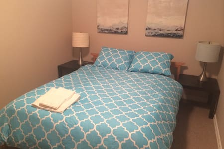 Private 1 bed and bath in Acadia
