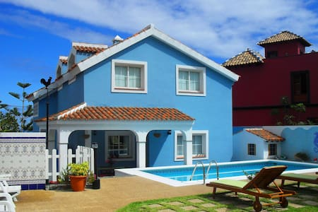 "HOLIDAY HOME ""EL MAR"" pool & garden"