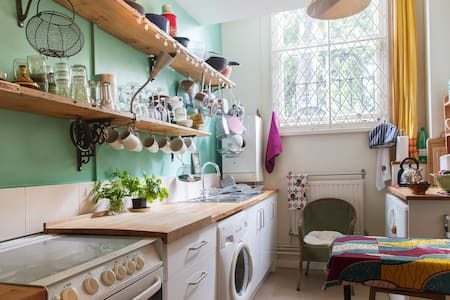 V spacious room in leafy Camberwell - London - Apartment