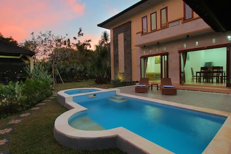 Spacious 3Bedroom Villa in Jimbaran