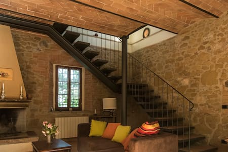 Tuscan Country House - Siena - House