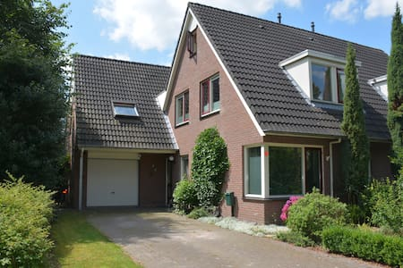 Typical Dutch family house - Zuidwolde