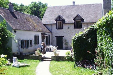 propriété de caractère - Faÿ-lès-Nemours - Villa