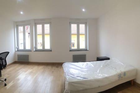 Proche Centrale et Frontière, Une Coloc de 4 pers - Appartement