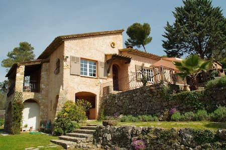 FRENCH  RIVIERA indep. villa pool - Dům