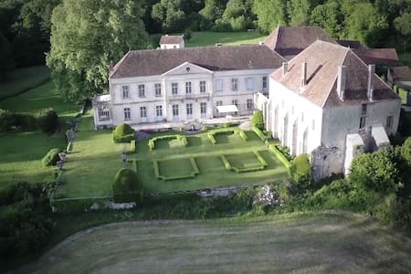 Historical Cottage Abbey Champagne - Villa