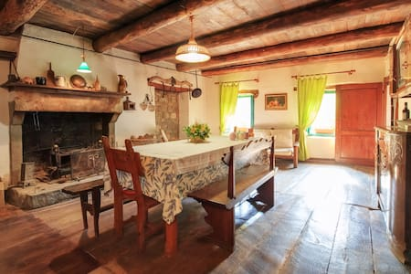 Lovely house in Casentino Forest - Maison