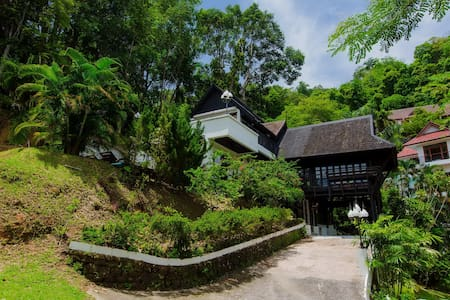 Thai style villa with shared pool - Patong - Villa