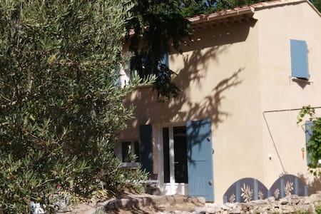 Cabanon de Suzon au Mont Ventoux - Maison