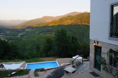 Quinta da Madrugada, mountain views - Villa