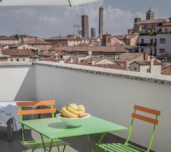 elegant apartment and 2 bicycles - Bologna - Apartment