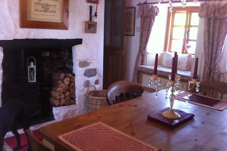 Old Cottage near Cardiff & Coast. - Cardiff - Huis
