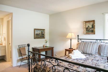 5-Star Rose Queen Suite With Breakfast - Pasadena - Ev