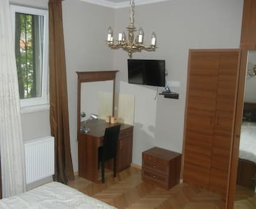 ground floor flat in the Downtown