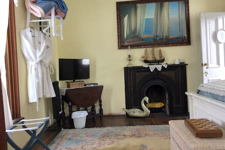 Old man and the sea room - Bedford - Bed & Breakfast