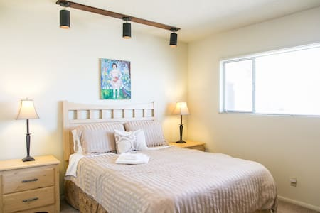 5-Star Comfy Private Room With Breakfast - Pasadena - Casa