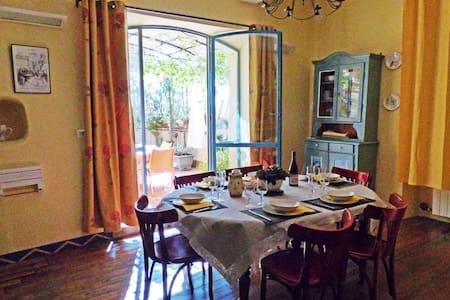 La maison du suisse d'Alger*** - Rumah