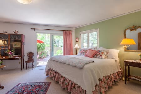 Courtyard Garden Bedroom Suite - San Luis Obispo - House