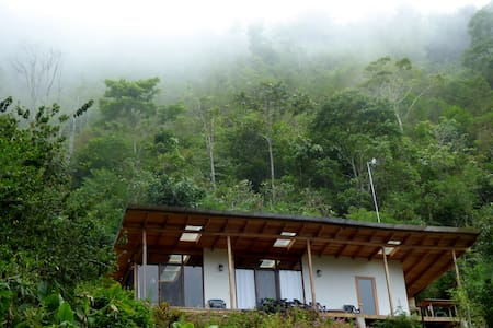 Cloud Forest mountain retreat - House