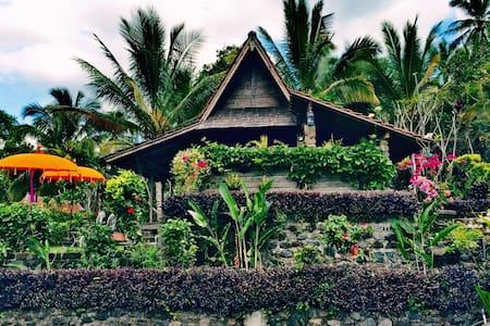 Frog Bungalow @ Bali Lush - Sommerhus/hytte