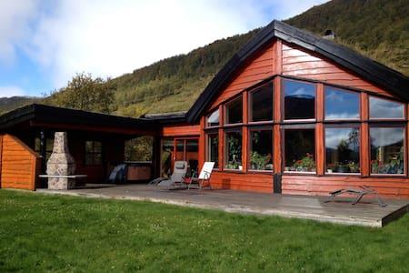 Stort Hus Hovden Breive - Hovden