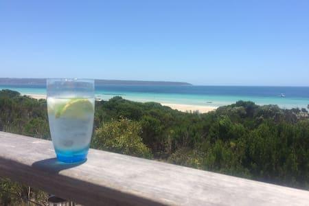 Beachcomber - absolute beach front - Island Beach - Casa