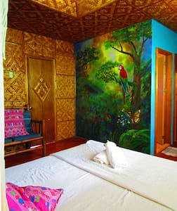 GUEST ROOM IN A BEACH HOUSE - Cebu - Casa