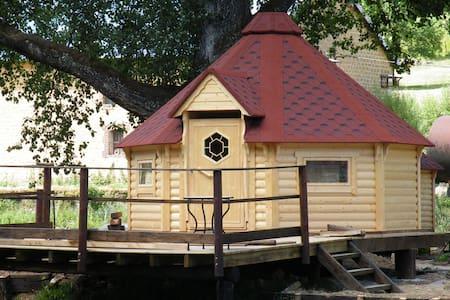 kotas saami - Balaives et Butz - Hut