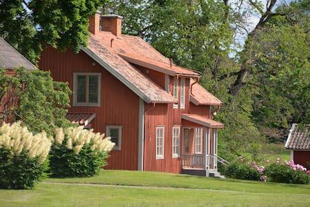 Lägenhet på gammal prästgård - Apartament