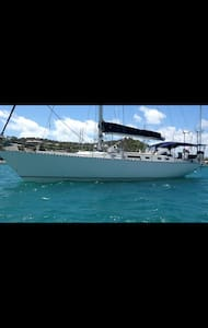 Caribbean yacht located in Antigua - Vene